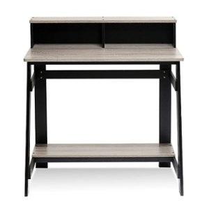simple salon desk