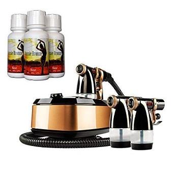 Spray machine for Tan