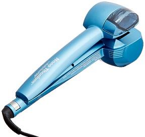 Automatic Hair Curler-Blue