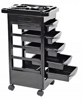 Salon trolley cart