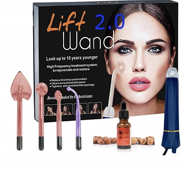 Best High Frequency Facial- Wand