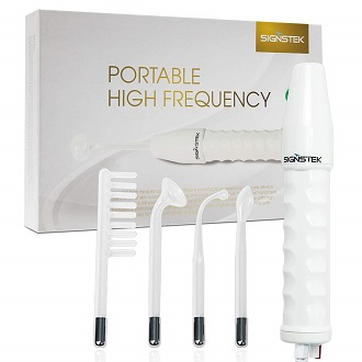 Best High frequency facial wand