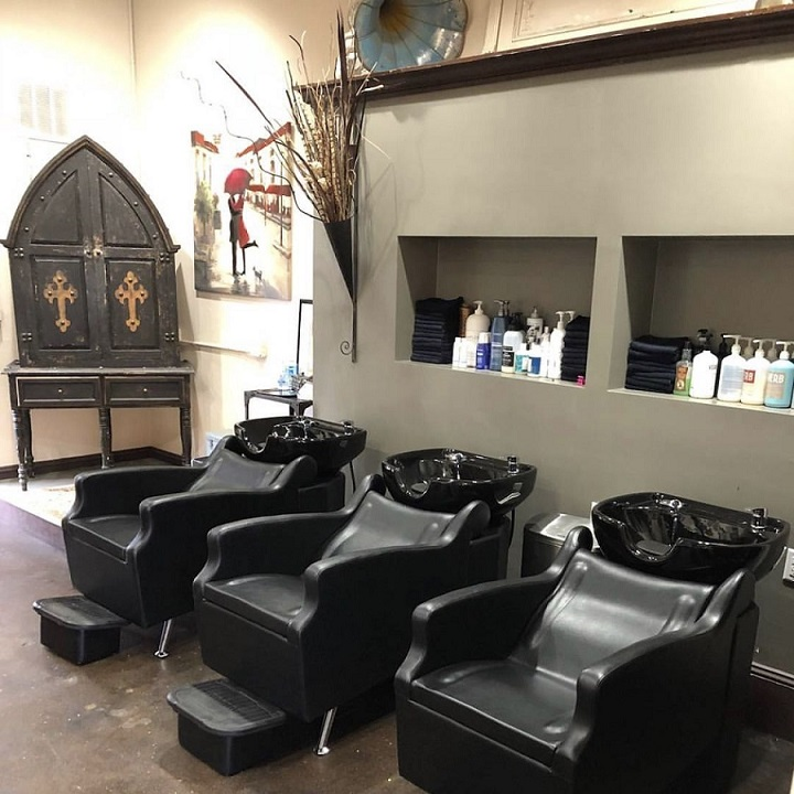 Best Salon Backwash unit