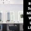 Best Salon Mirrors With Led Lights